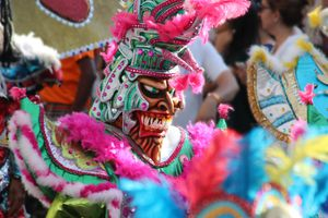 Carnival in the Dominican