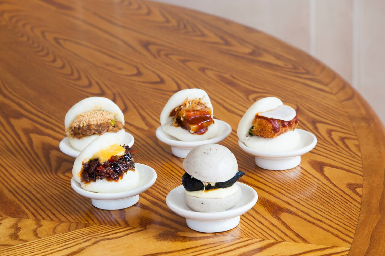 BAO mini bao lunch set