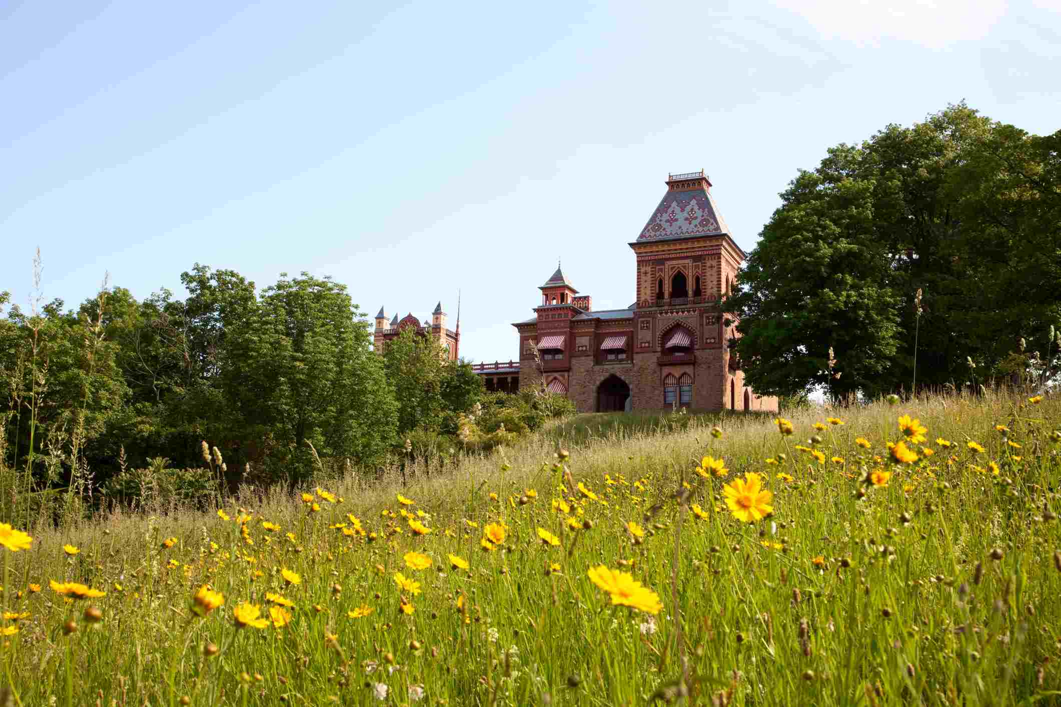 Olana, Persian-style Home of Frederic Church