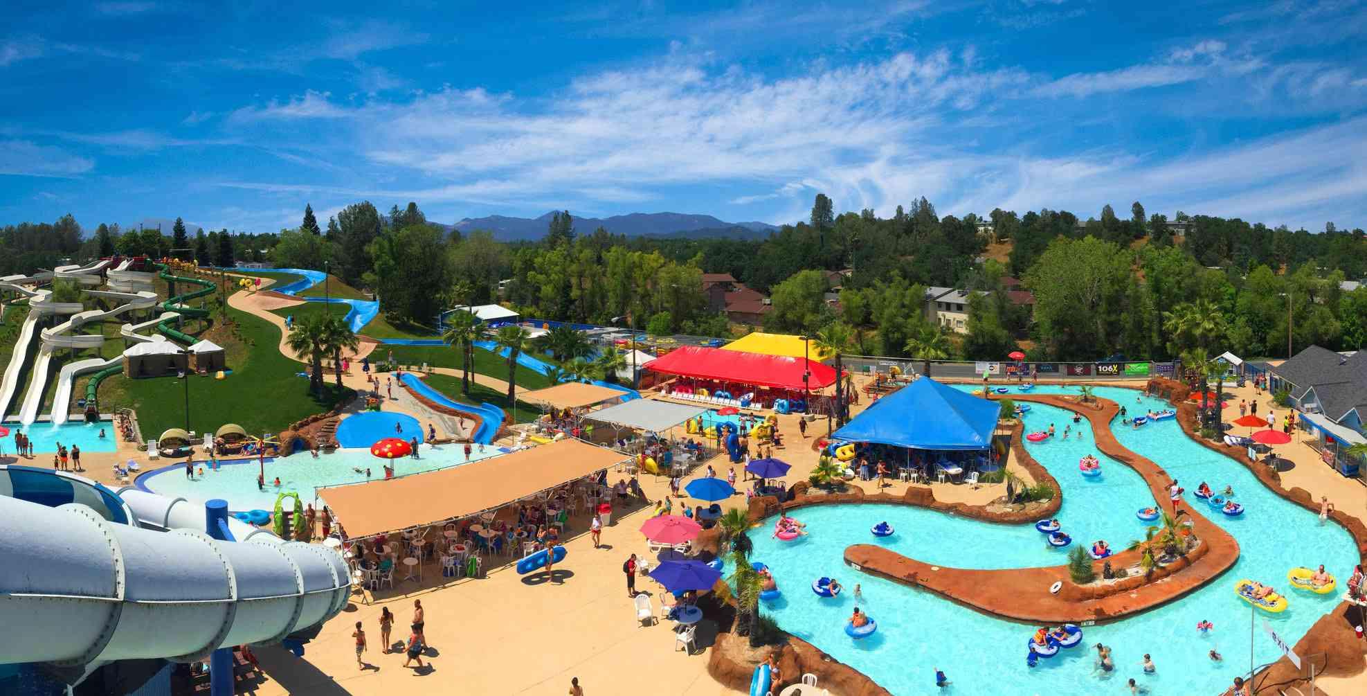WaterWorks water park in California