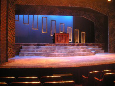 Karamu House Theater Stage Cleveland Ohio