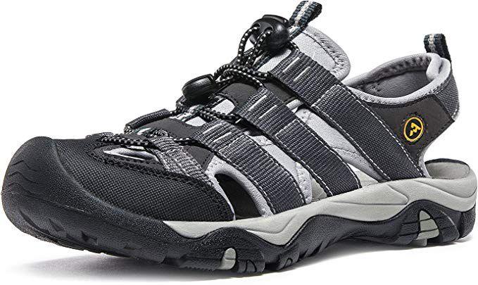 Sandalias deportivas para mujer ATIKA Trail Water Water Shoes 3Layer Toecap