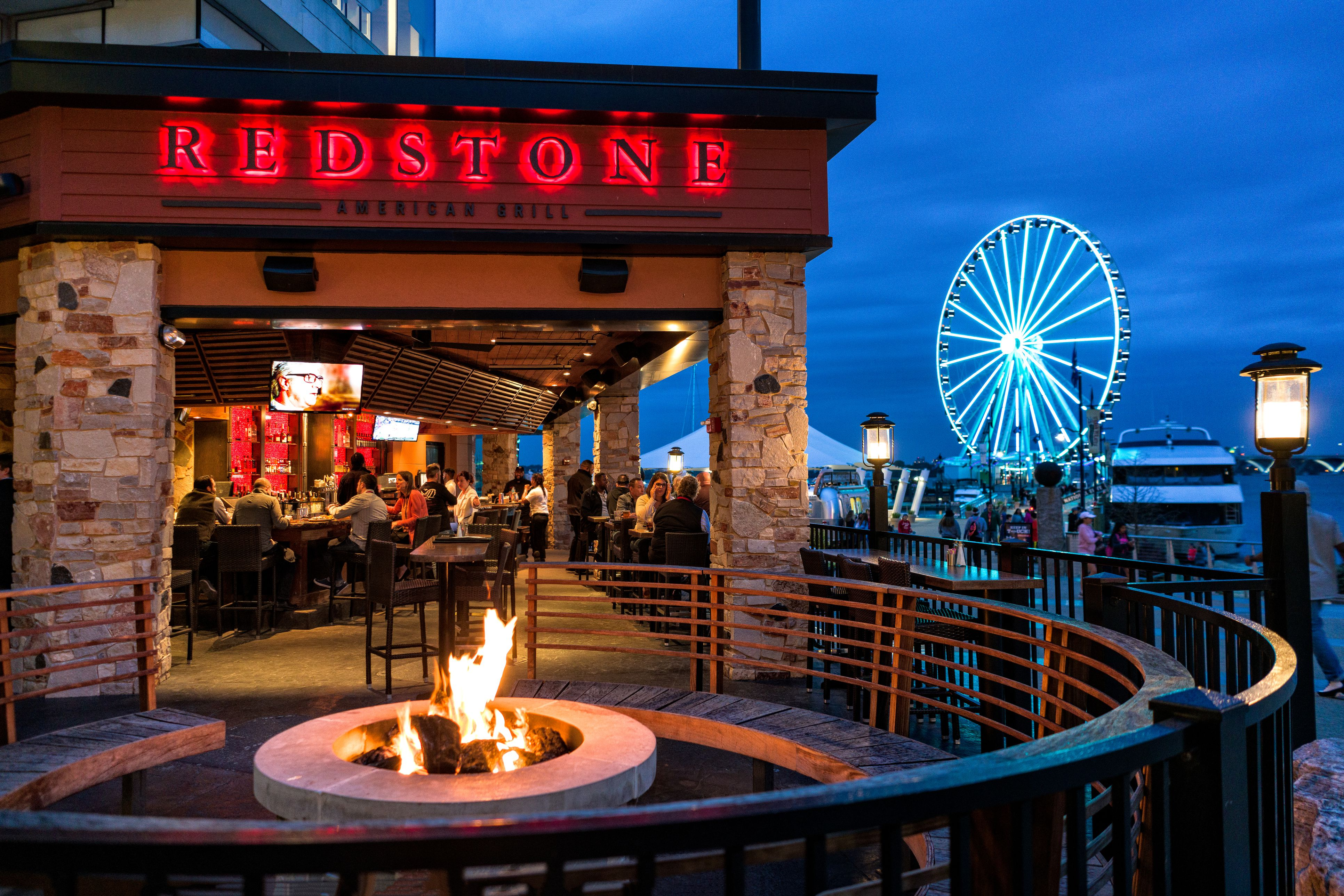 Redstone American Grill National Harbor Washington D C