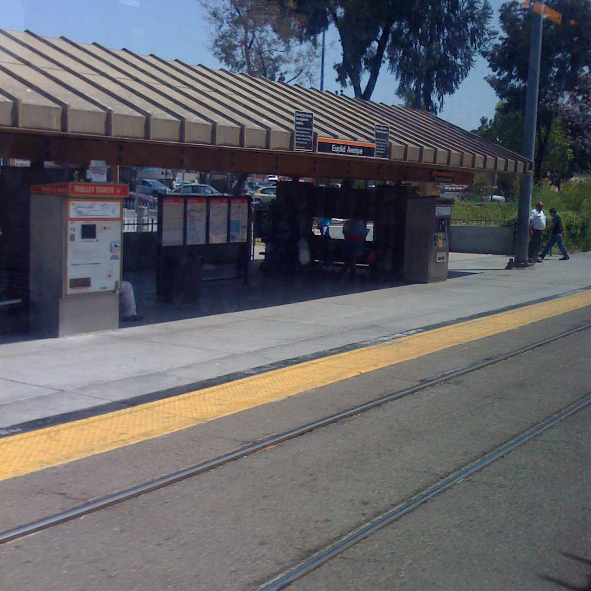 Euclid Avenue Station