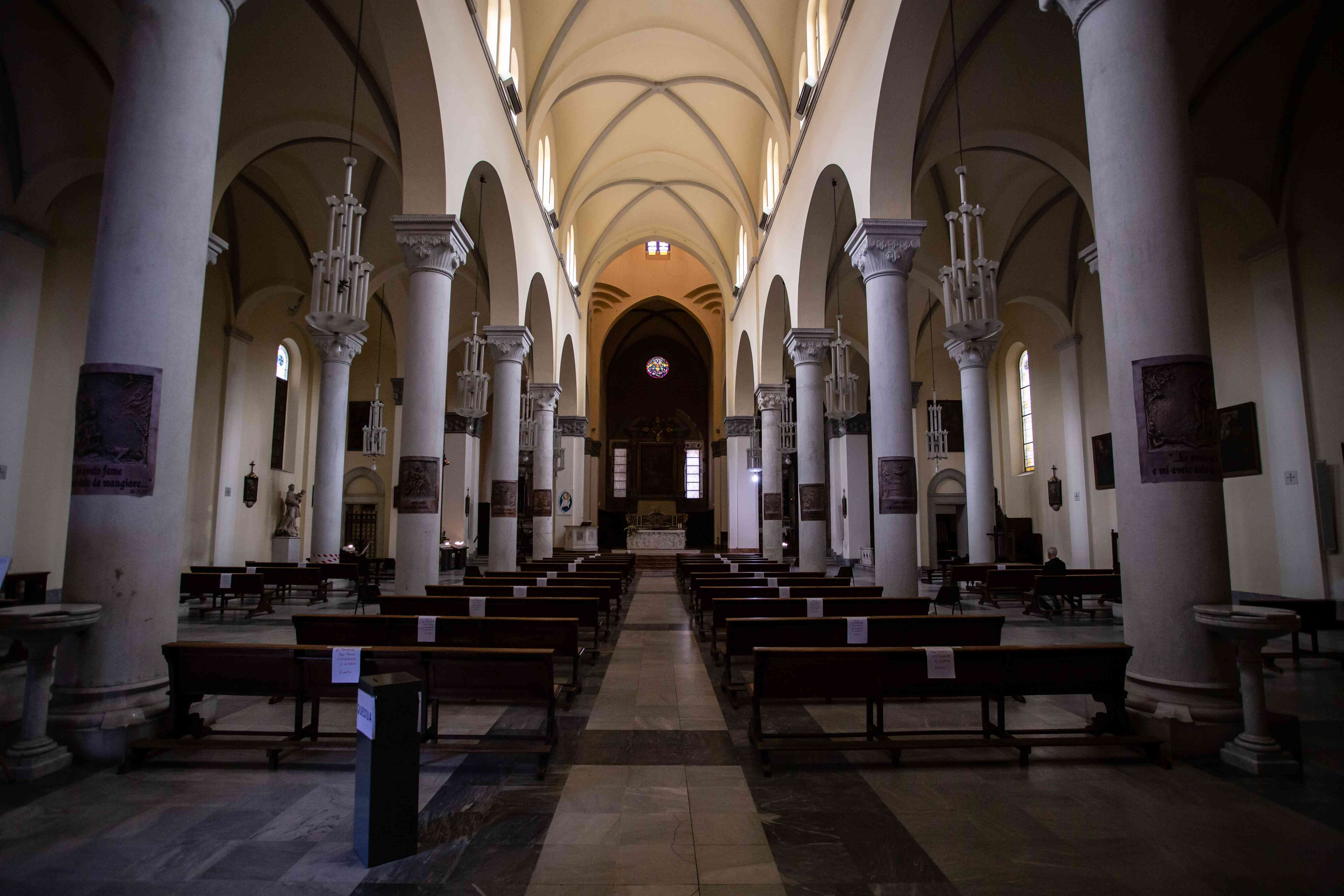 Santa Maria Assunta Church, La Spezia, Italy
