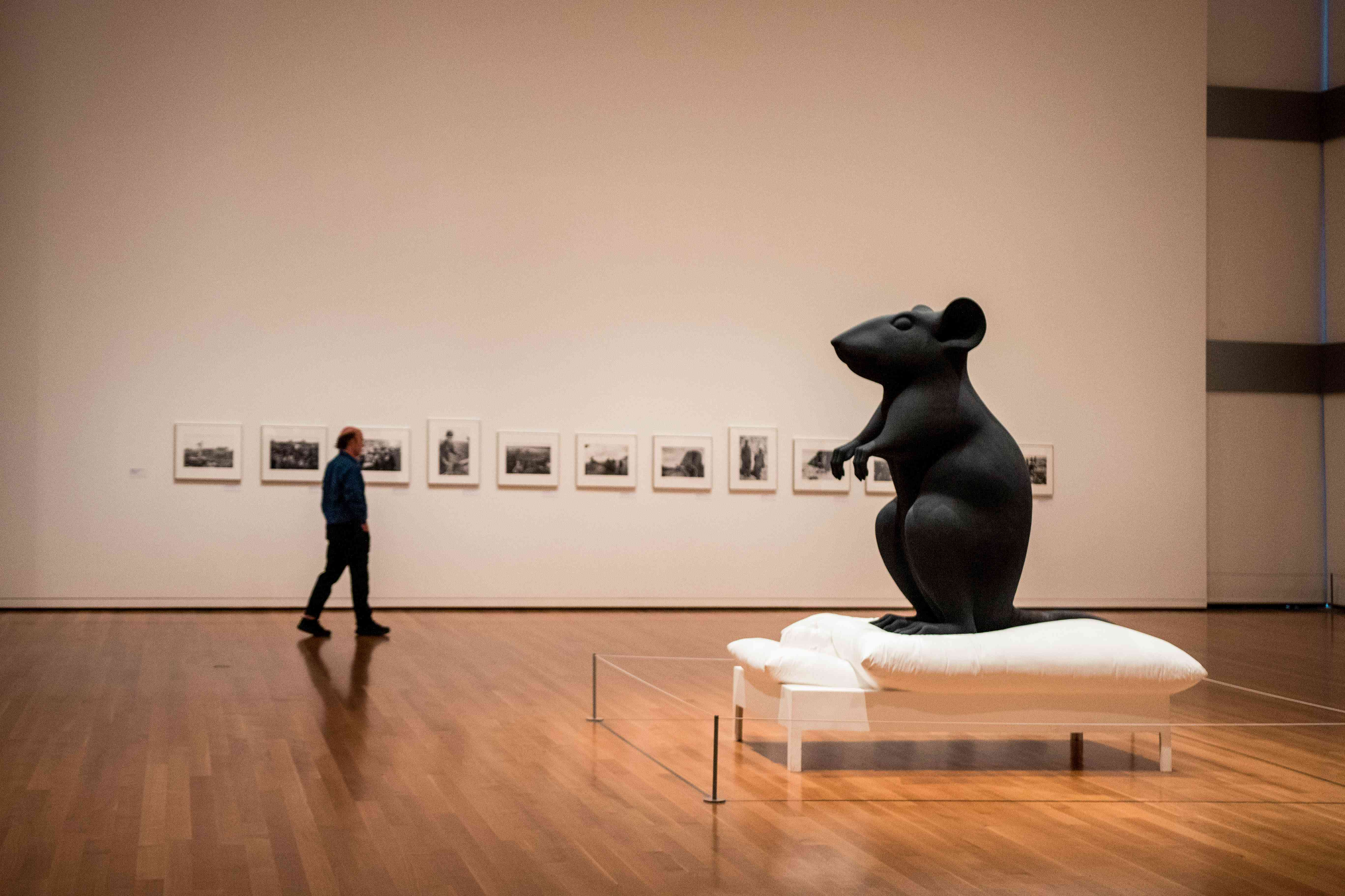 Seattle Art Museum in Washington state