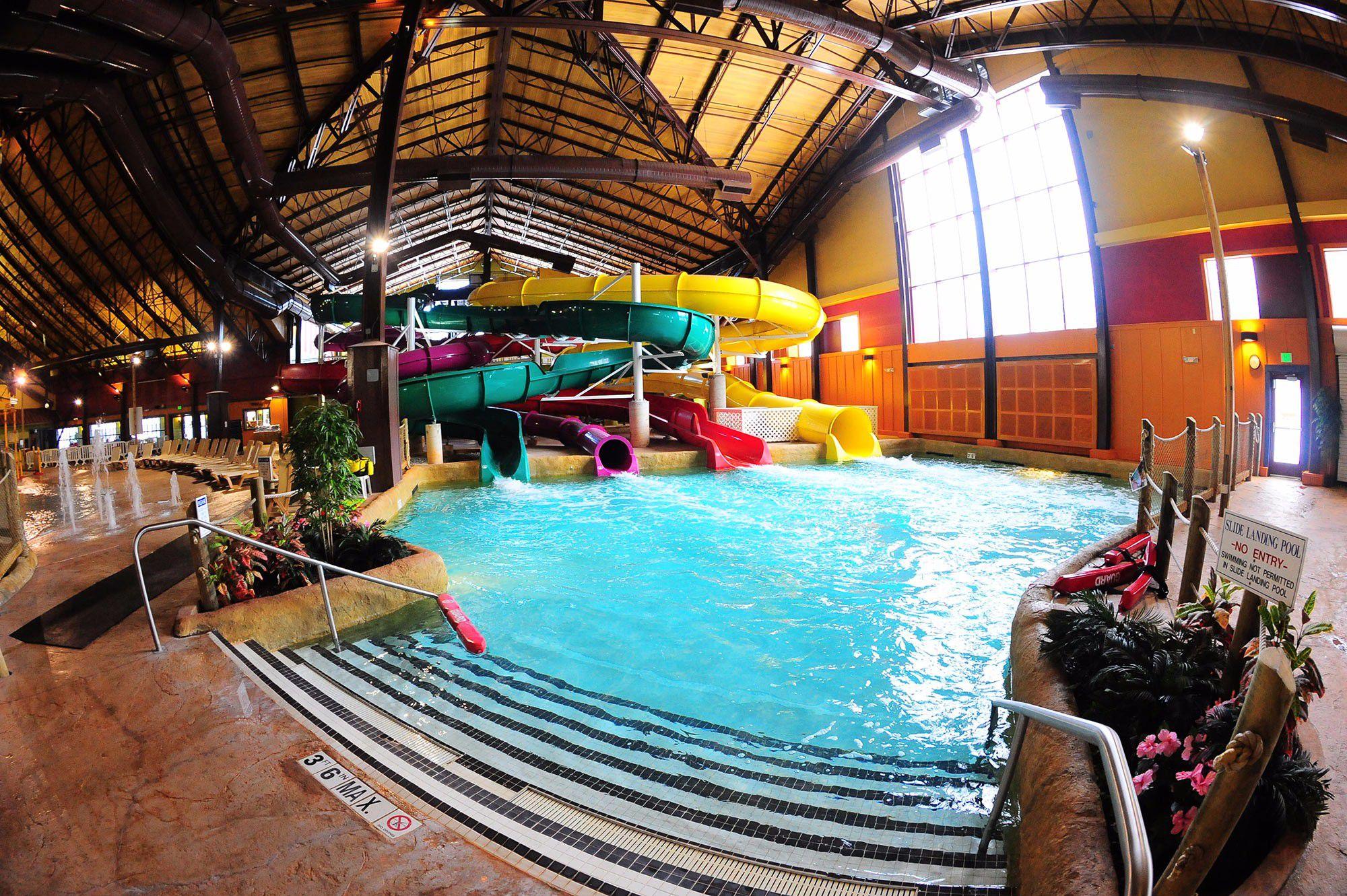 Kahuna Lagoon at Red Jacket Resorts