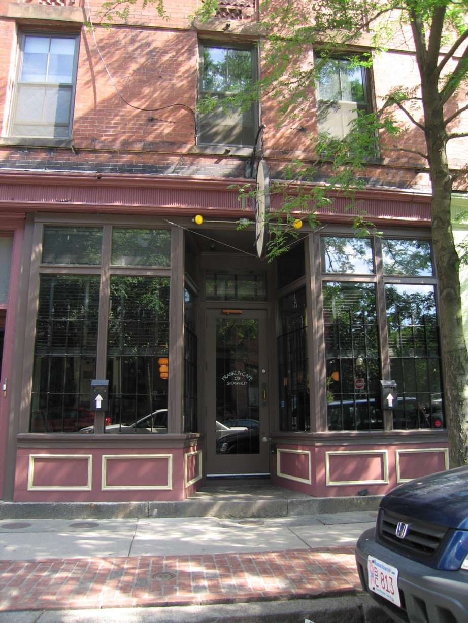 Bisexual night clubs in new england