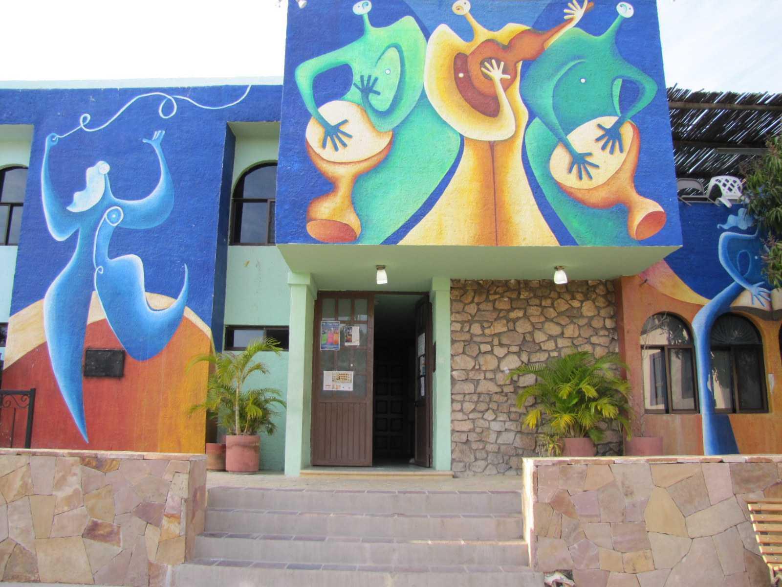 San Jose del Cabo's Casa de la Cultura