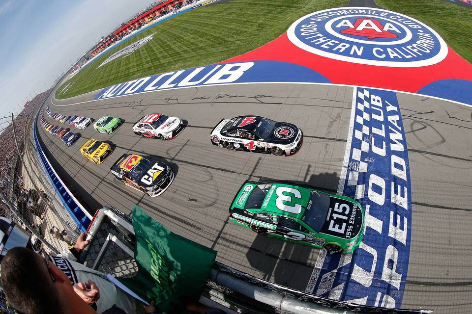 Your RV Guide to Auto Club Speedway of California