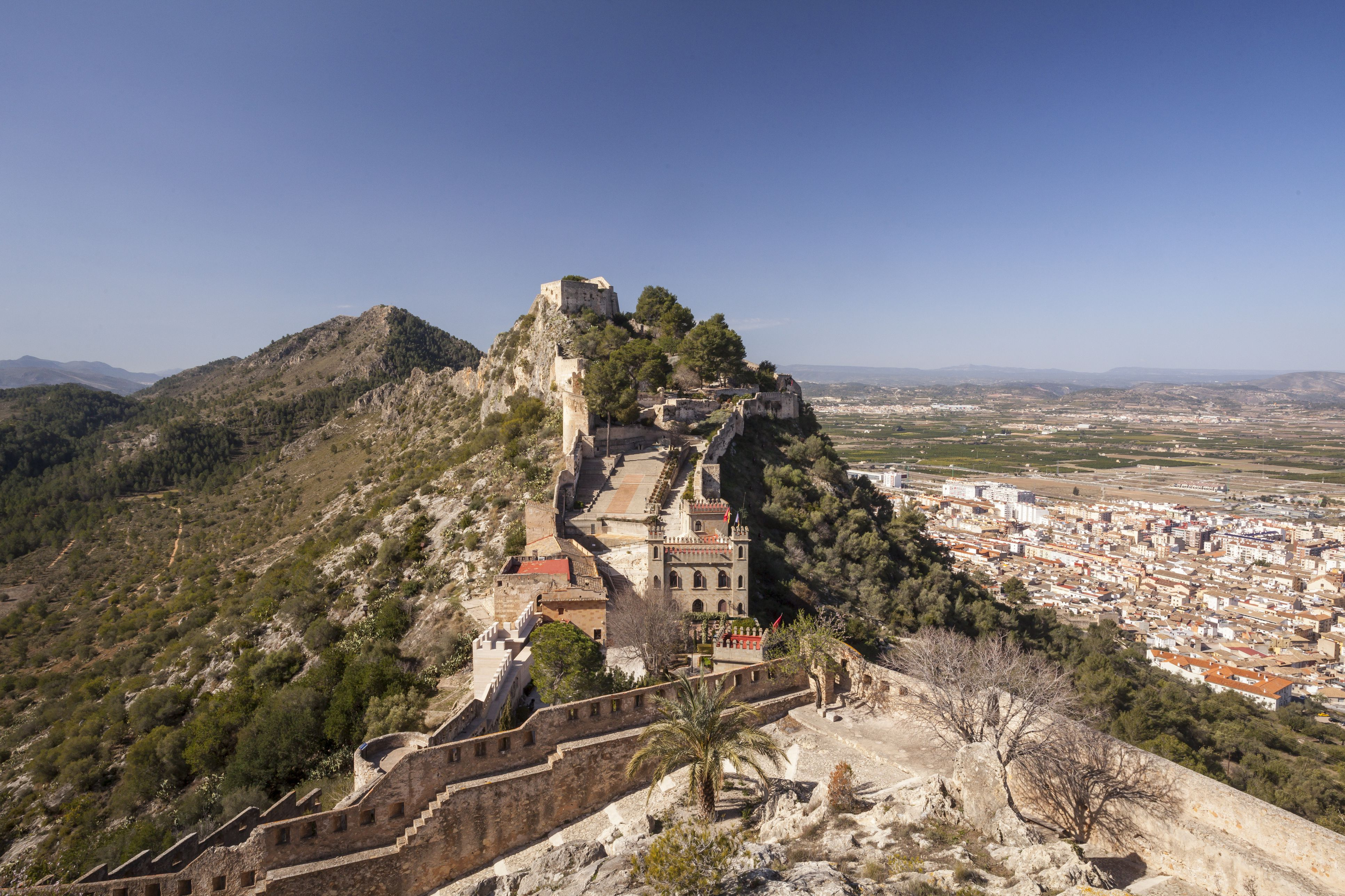 Map Of Xativa Spain.Top 25 Valencia Sights And Day Trips
