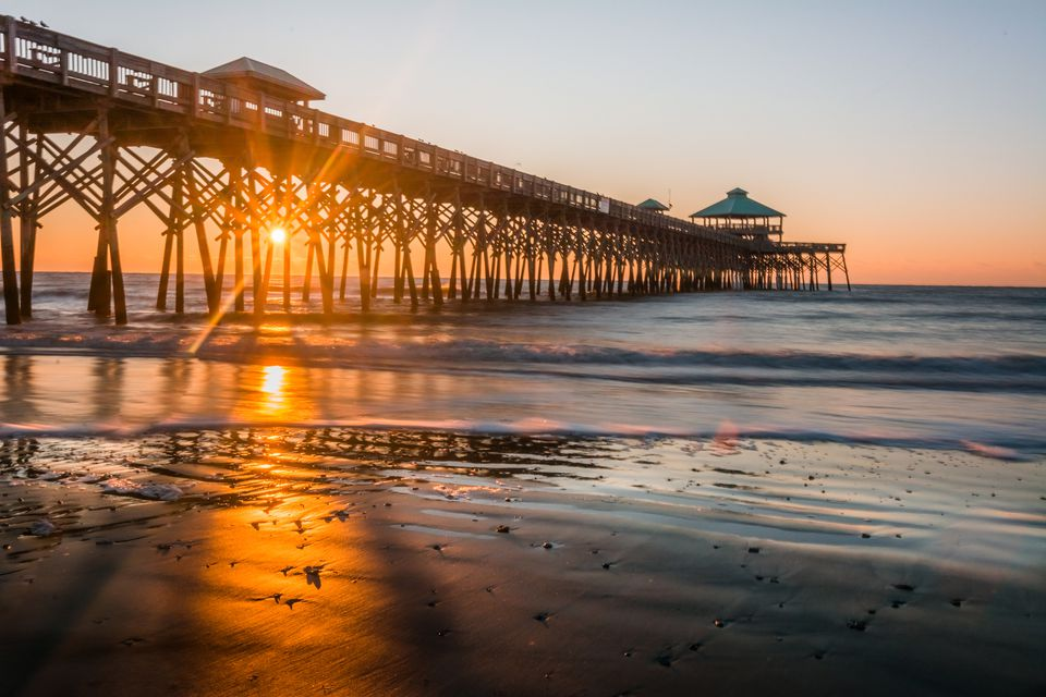 Pier in South Carolina