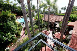 Laguna Beach and Newport Beach California