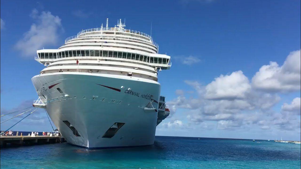 Carnival Horizon Southern Caribbean Cruise