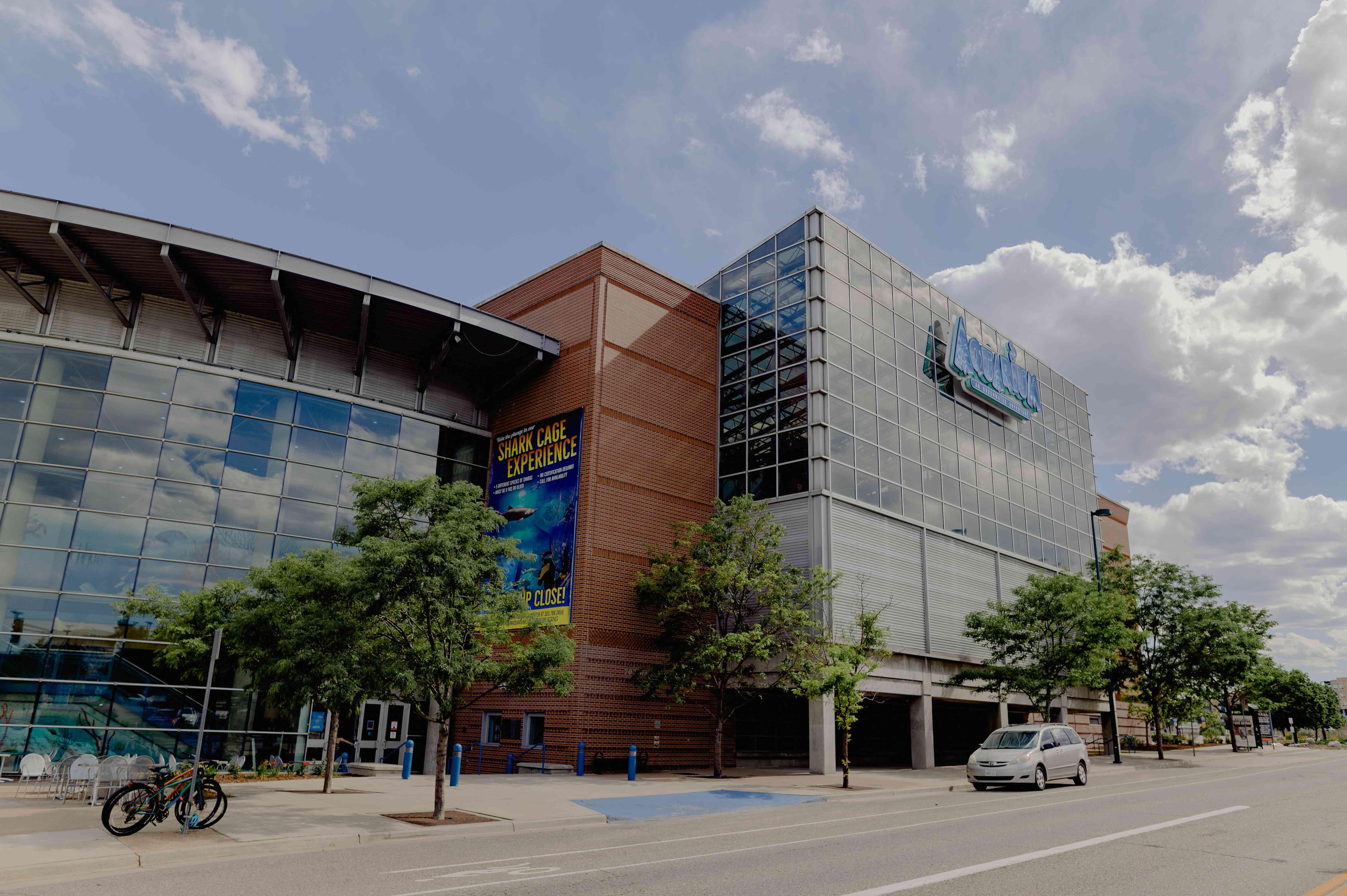 Downtown Aquarium in Denver, Colorado