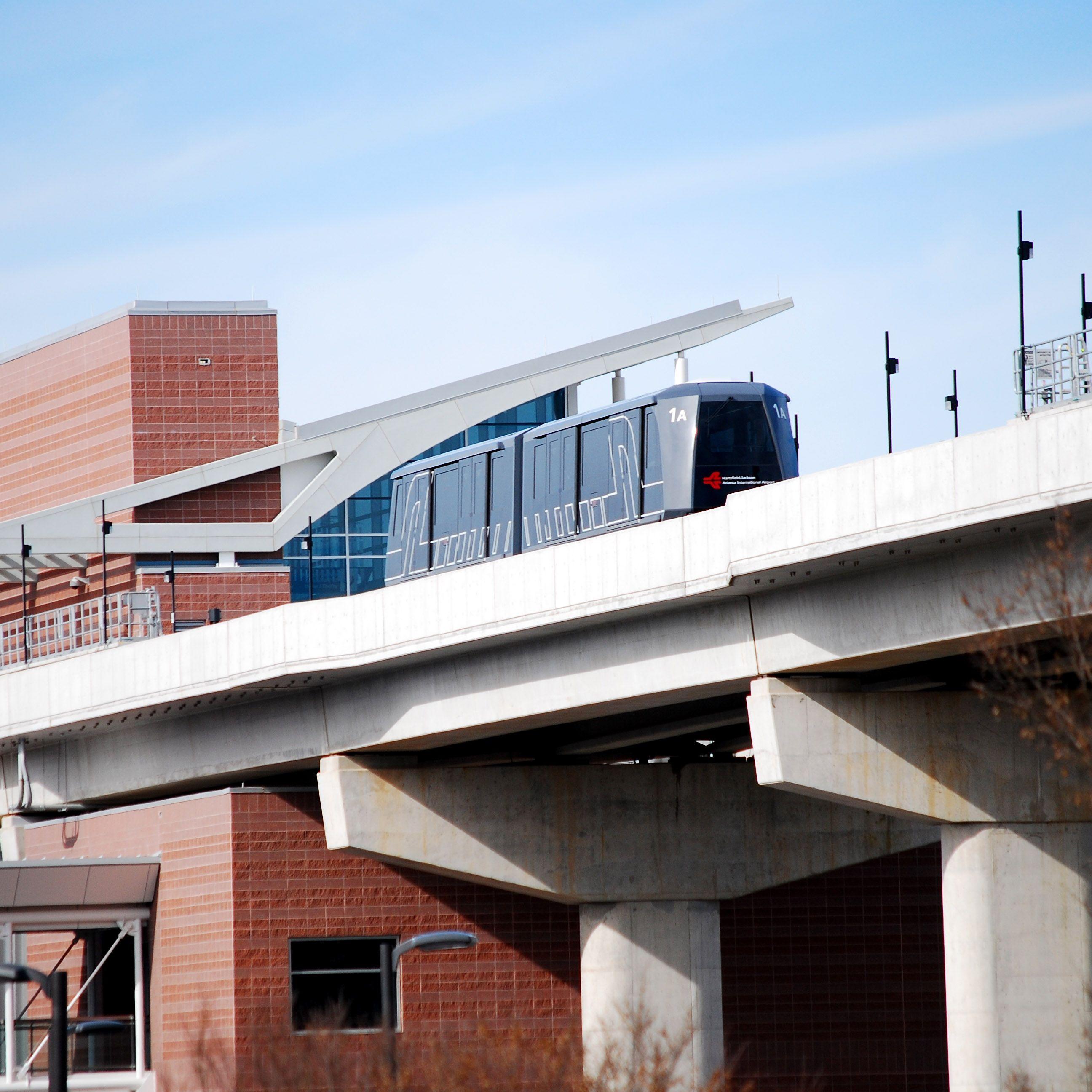 Transportation at Hartsfield-Jackson Airport