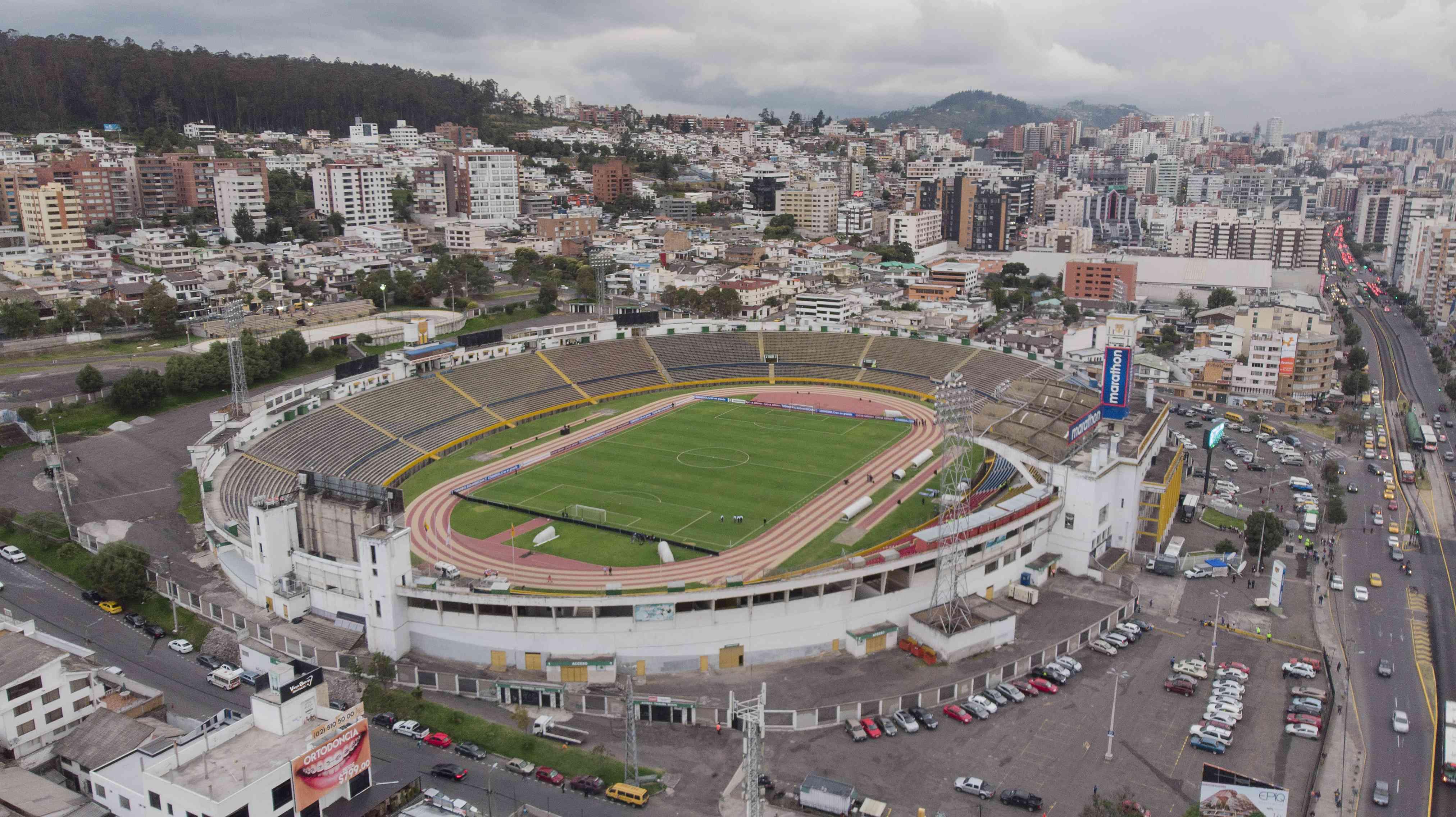 Independiente Del Valle v Universidad Catolica - Copa CONMEBOL Sudamericana 2019