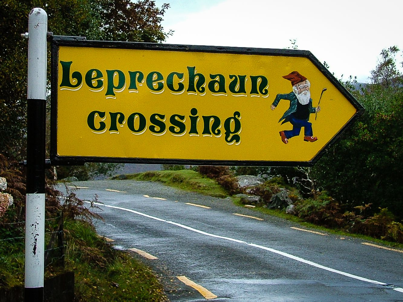 Get to Know Ireland, From A to Z, Literally!