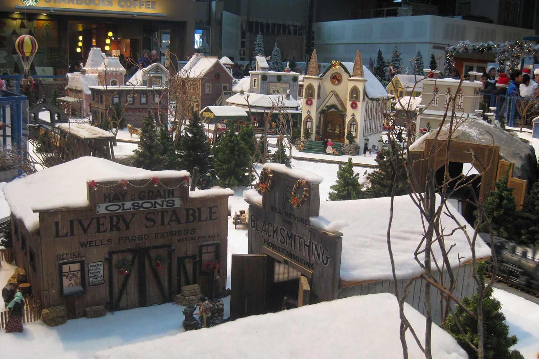 Winterfest Seattle Center