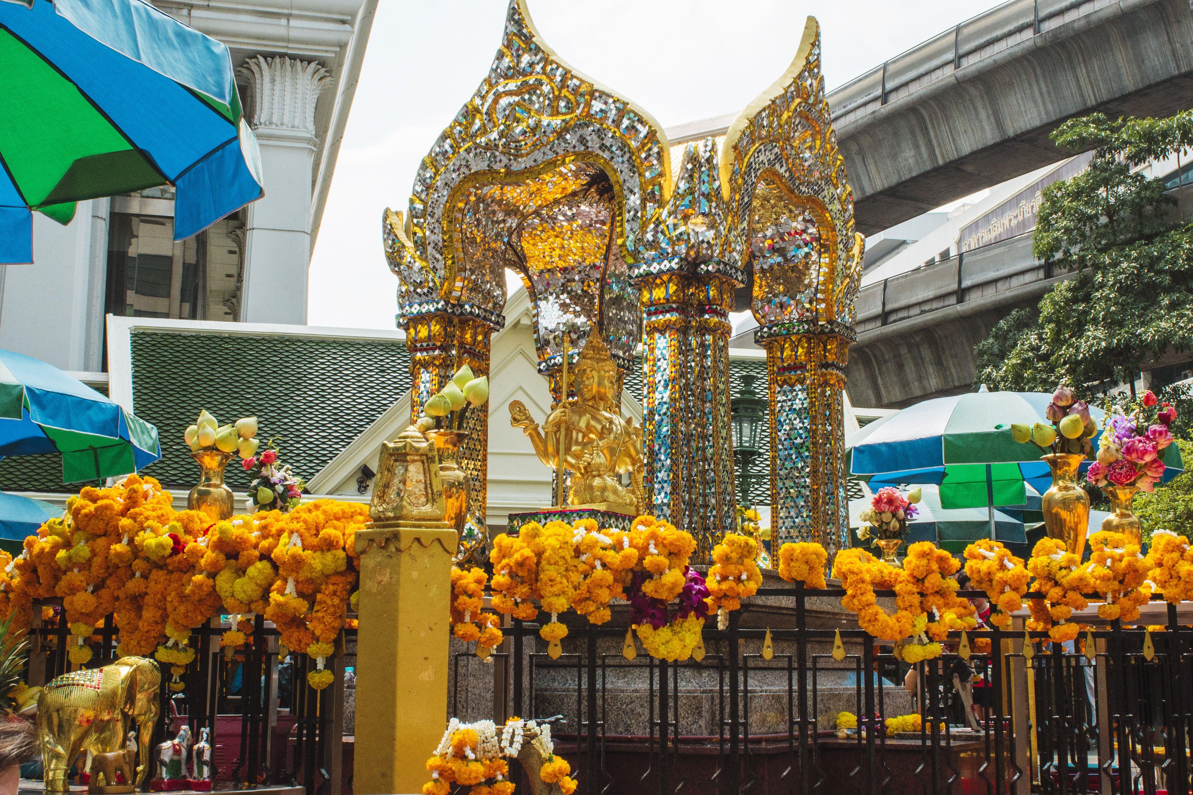 Erawan Shrine in Bangkok: A Complete Guide