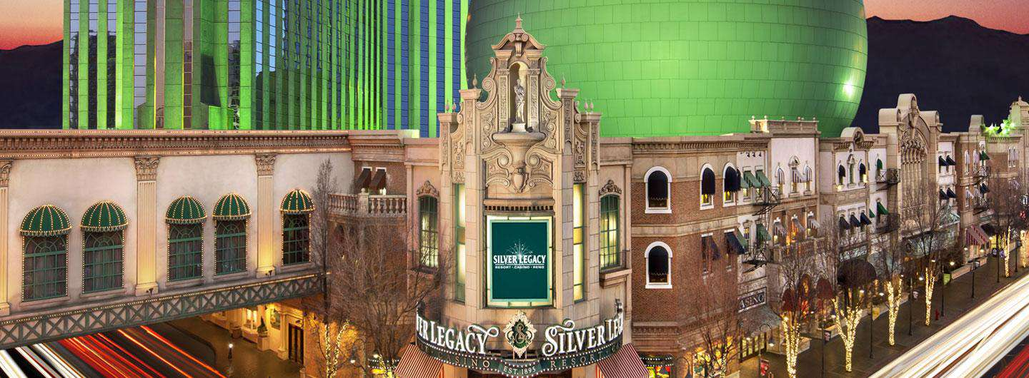 The Silver Legacy Resort and Casino