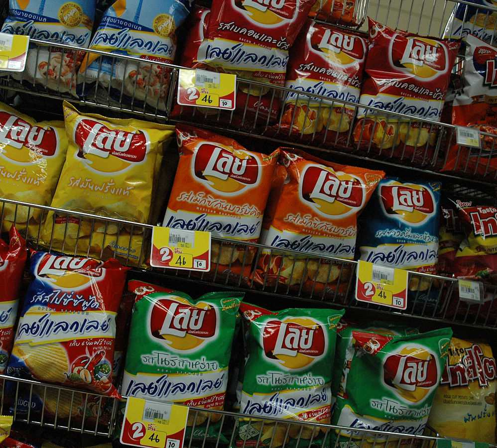 Weirdest Lay's Potato Chip Flavors Around the World