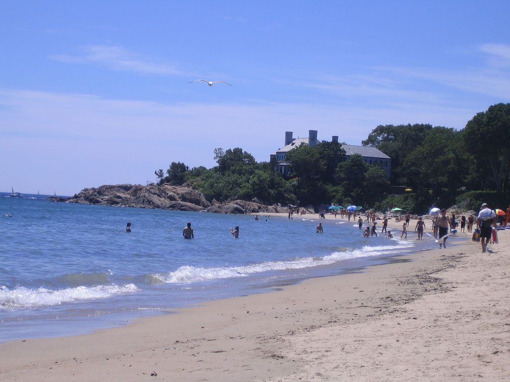 Singing Beach in Manchester by the Sea