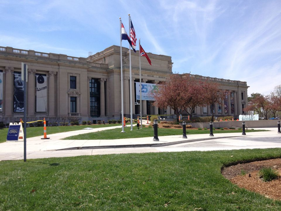 Missouri History Museum in Forest Park