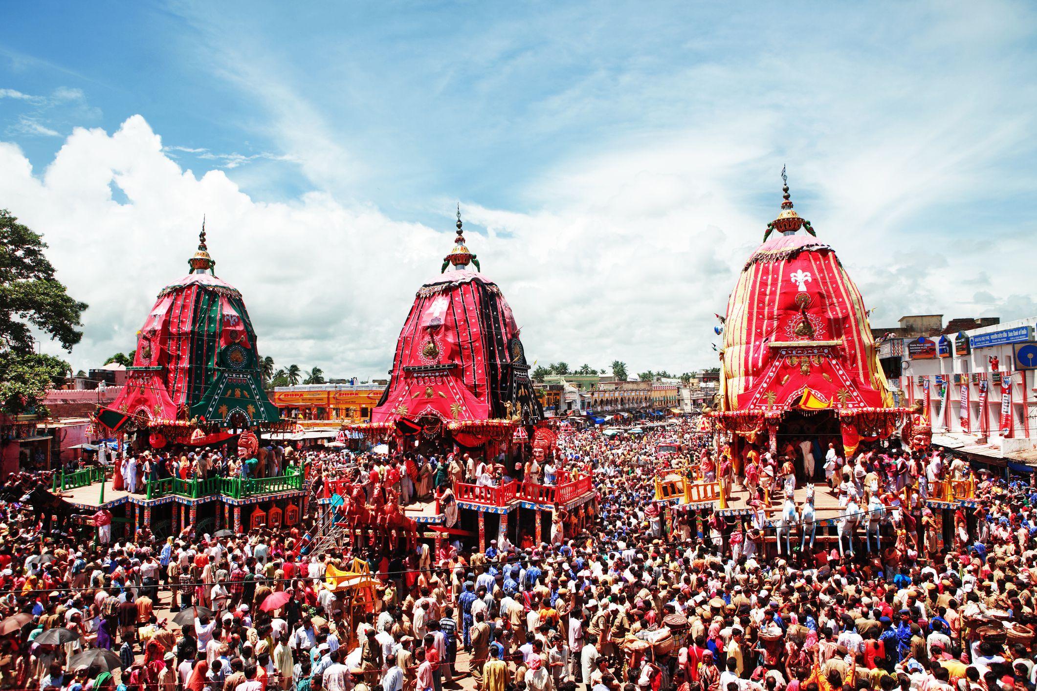 2020 Puri Ratha Yatra Festival: Essential Information