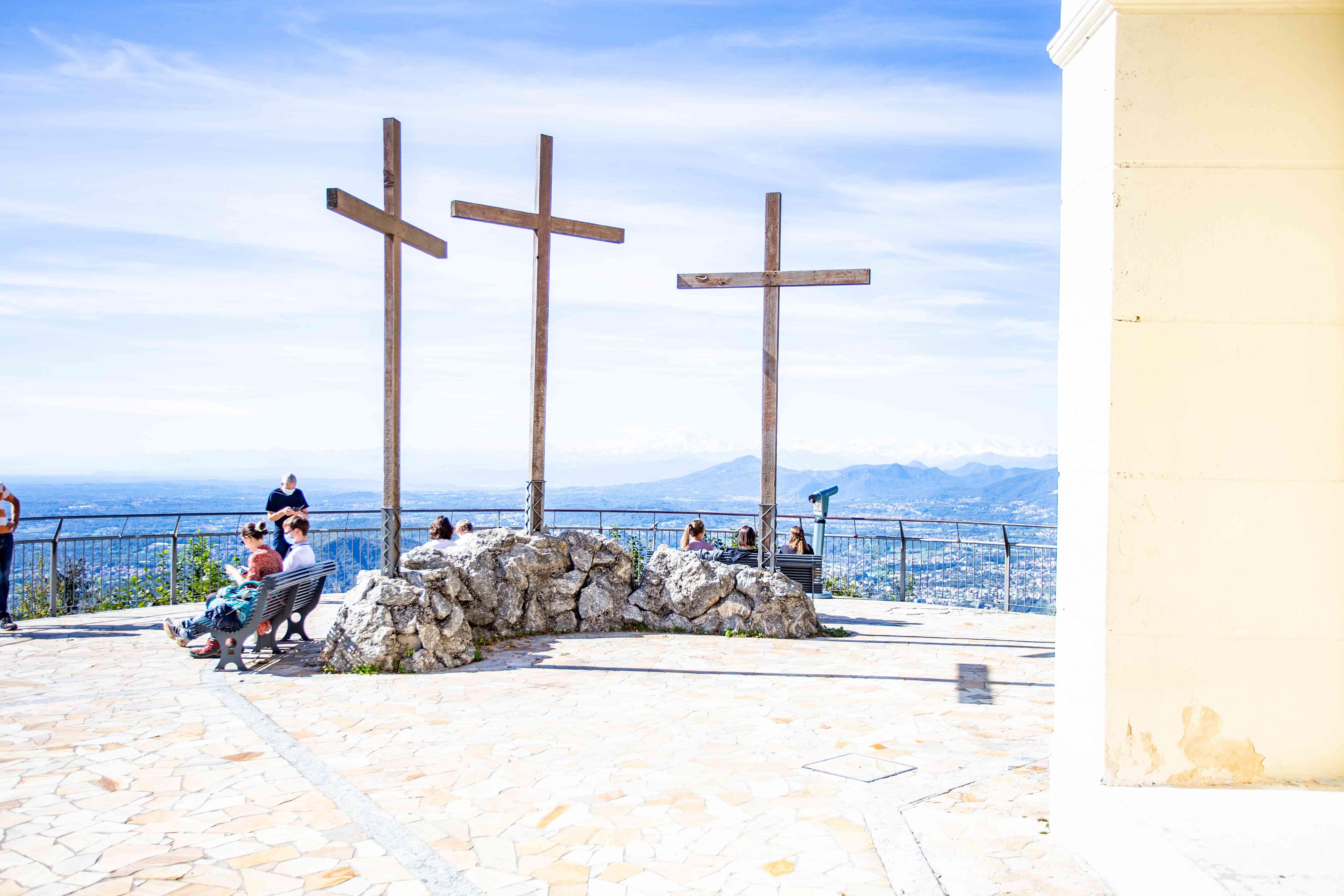 Faro Voltiano, Lake Como, Italy