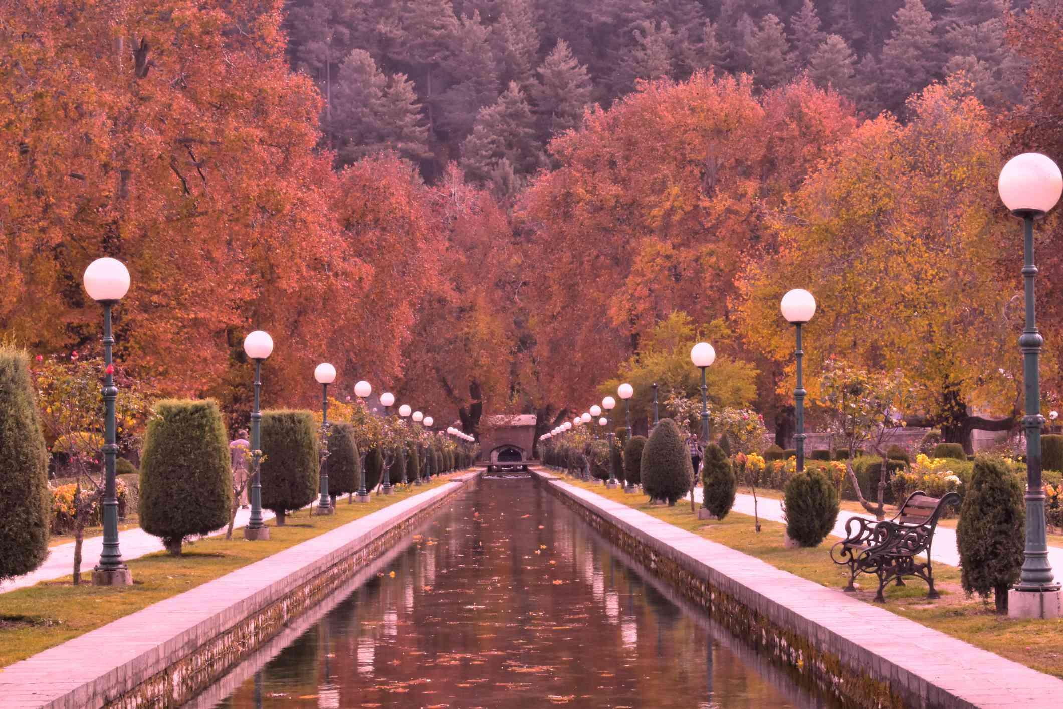 Verinag, Kashmir.