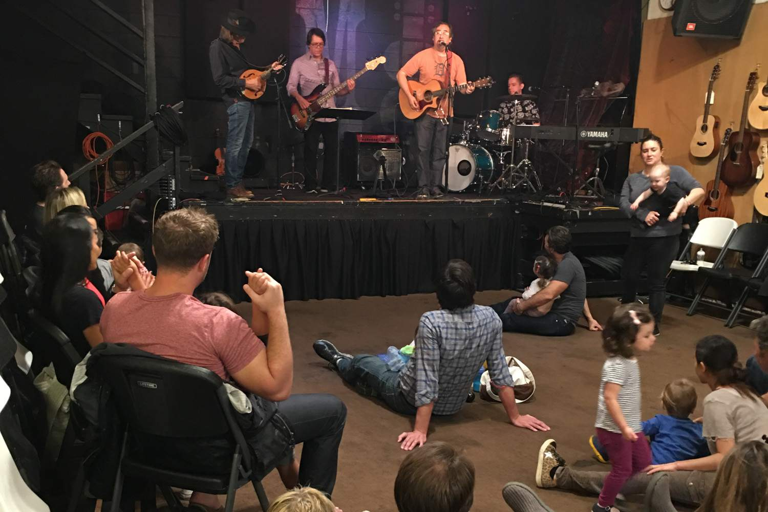 Family Concerts at McCabe's Guitar Shop