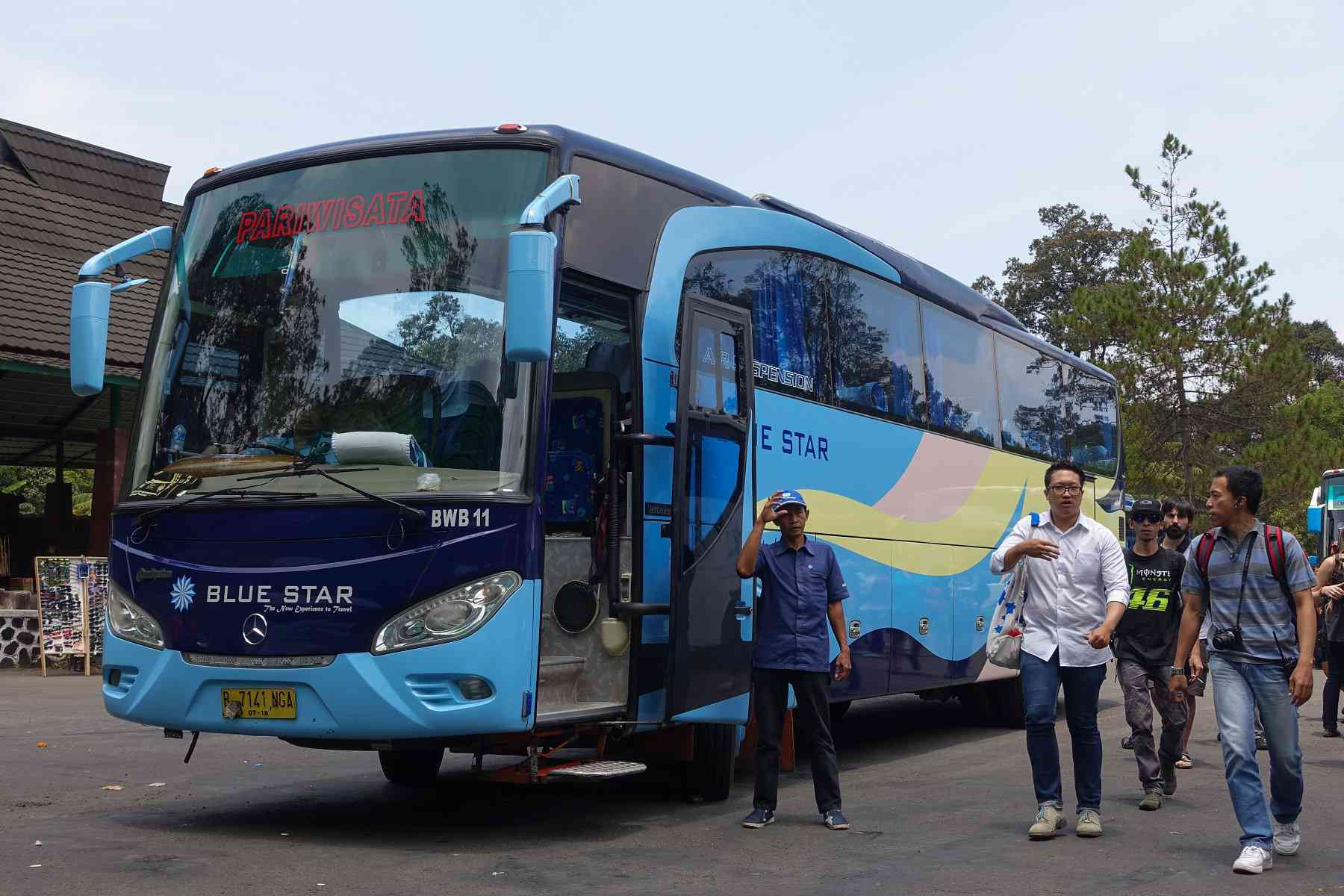 How To Get Around Indonesia