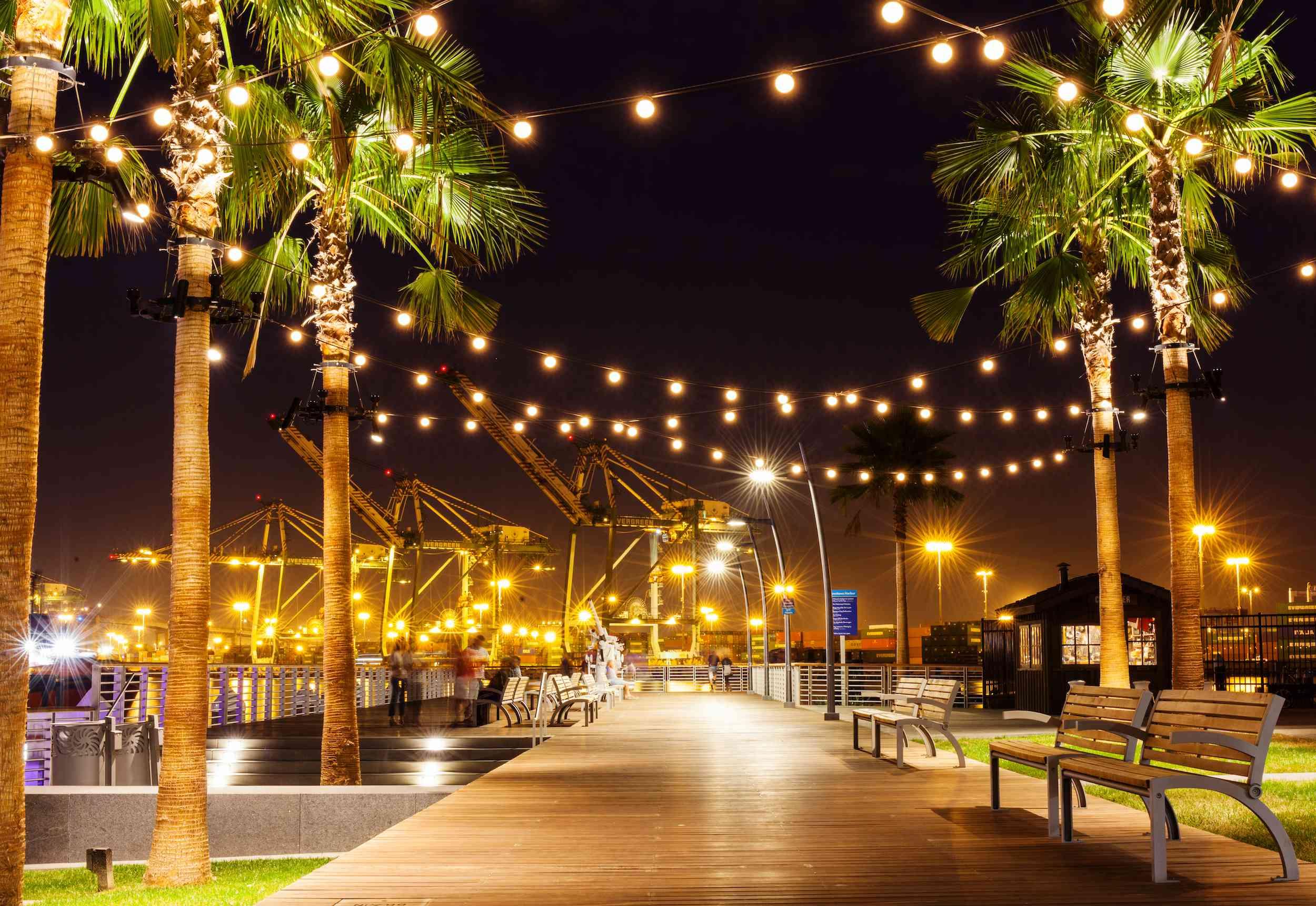 San Pedro Waterfront