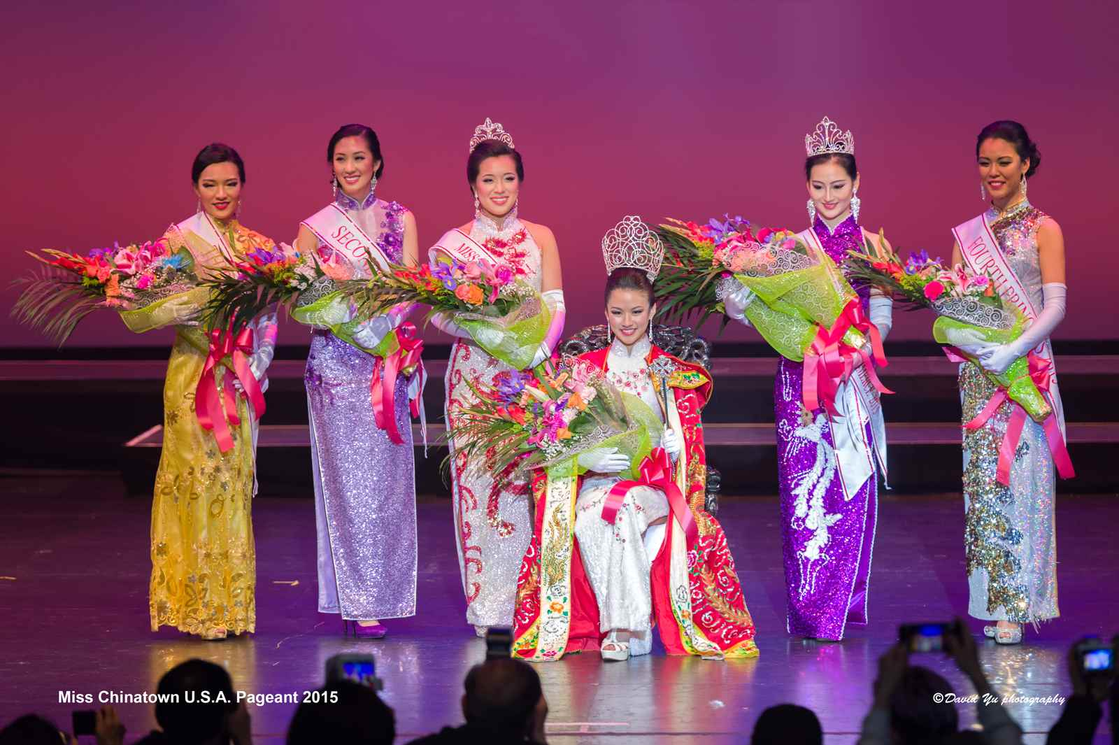 Miss Chinatown U.S.A. Pageant