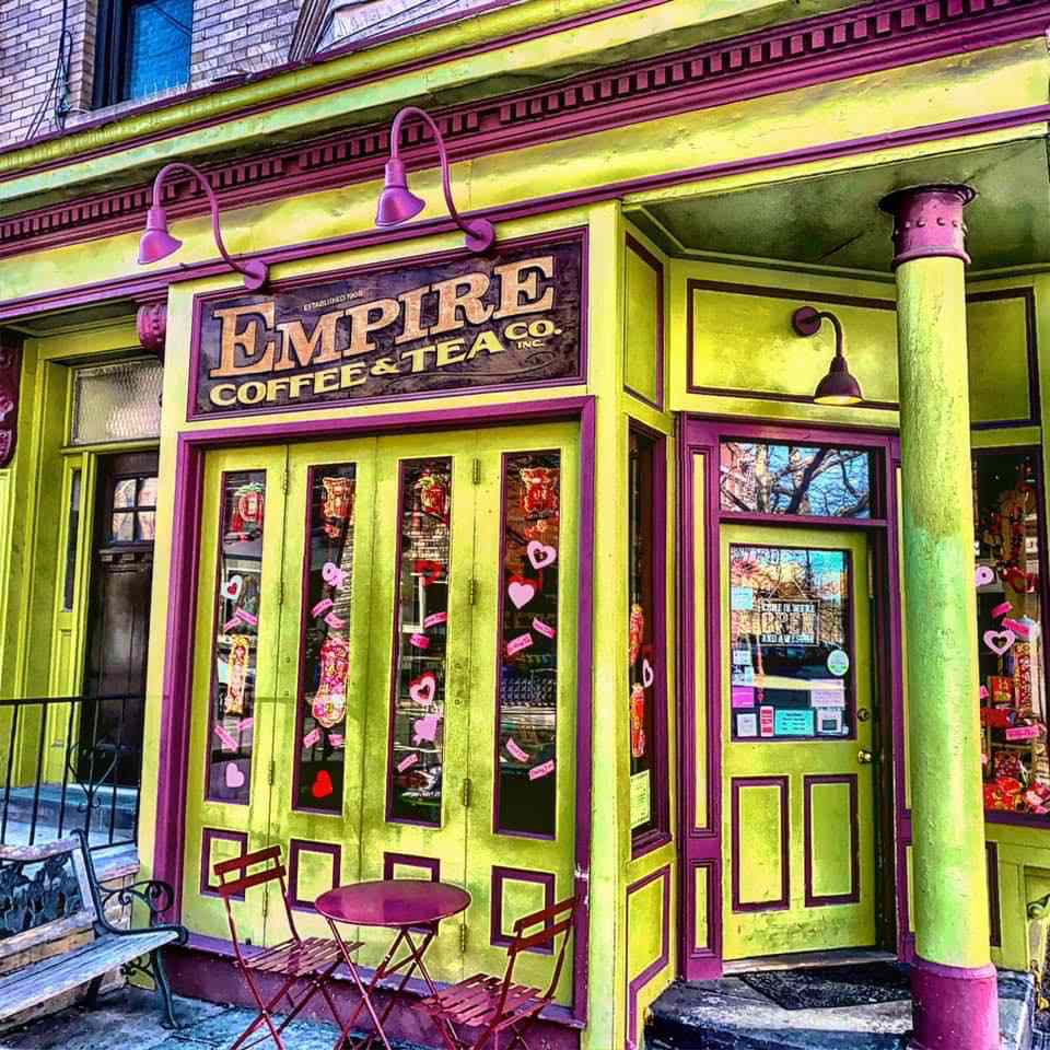 Empire Coffee & Tea Co.