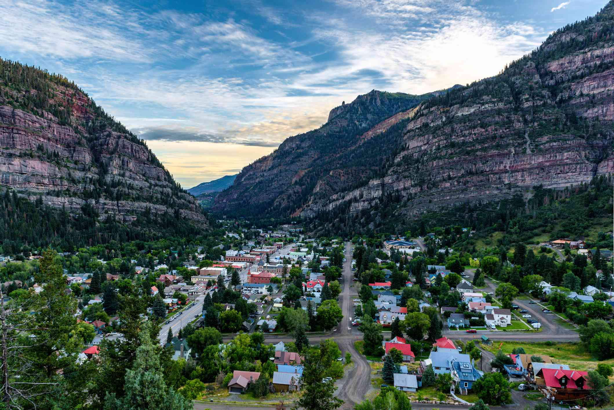 Ouray Colorado
