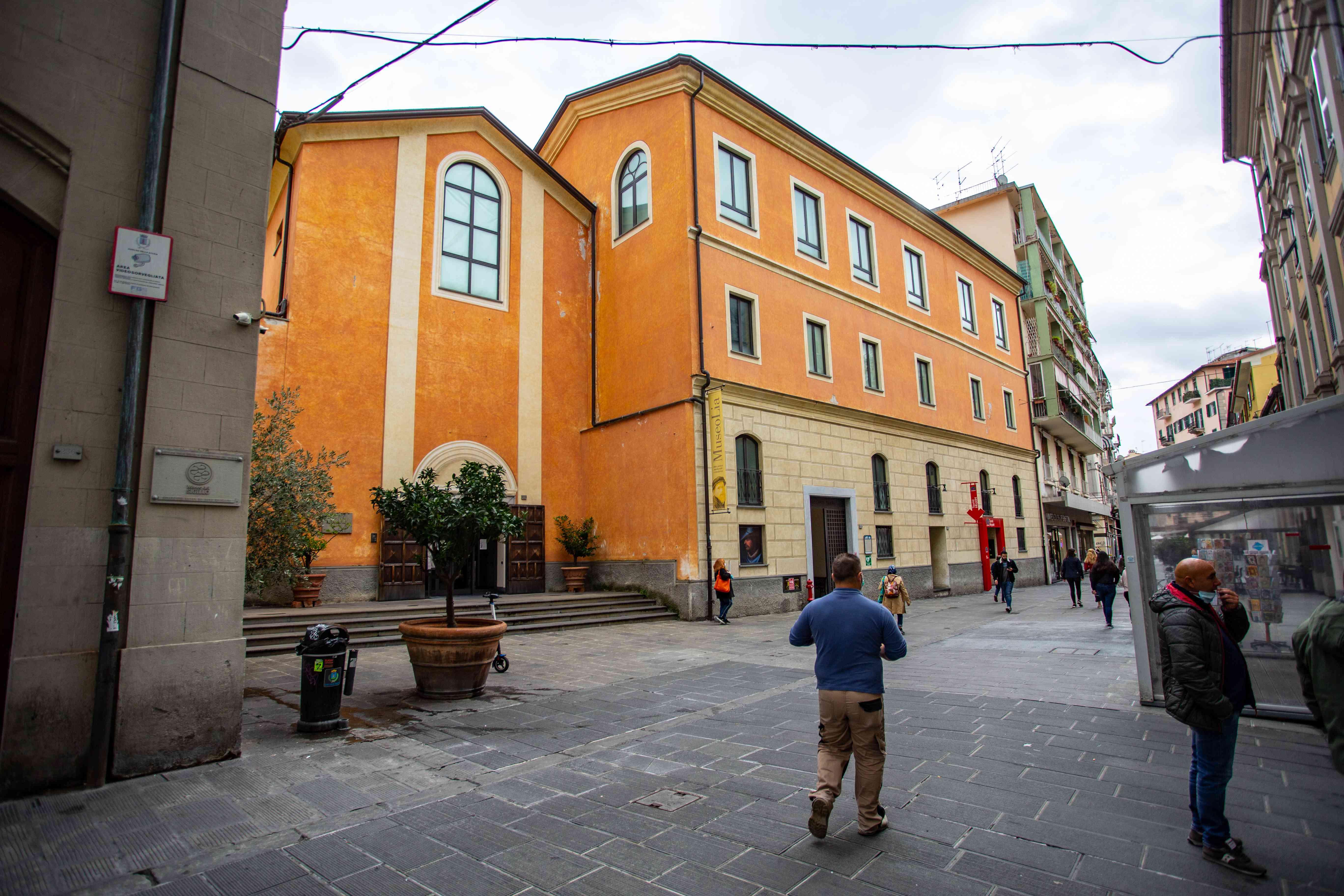 Museo Civico Amedeo Lia in La Spezia, Italy