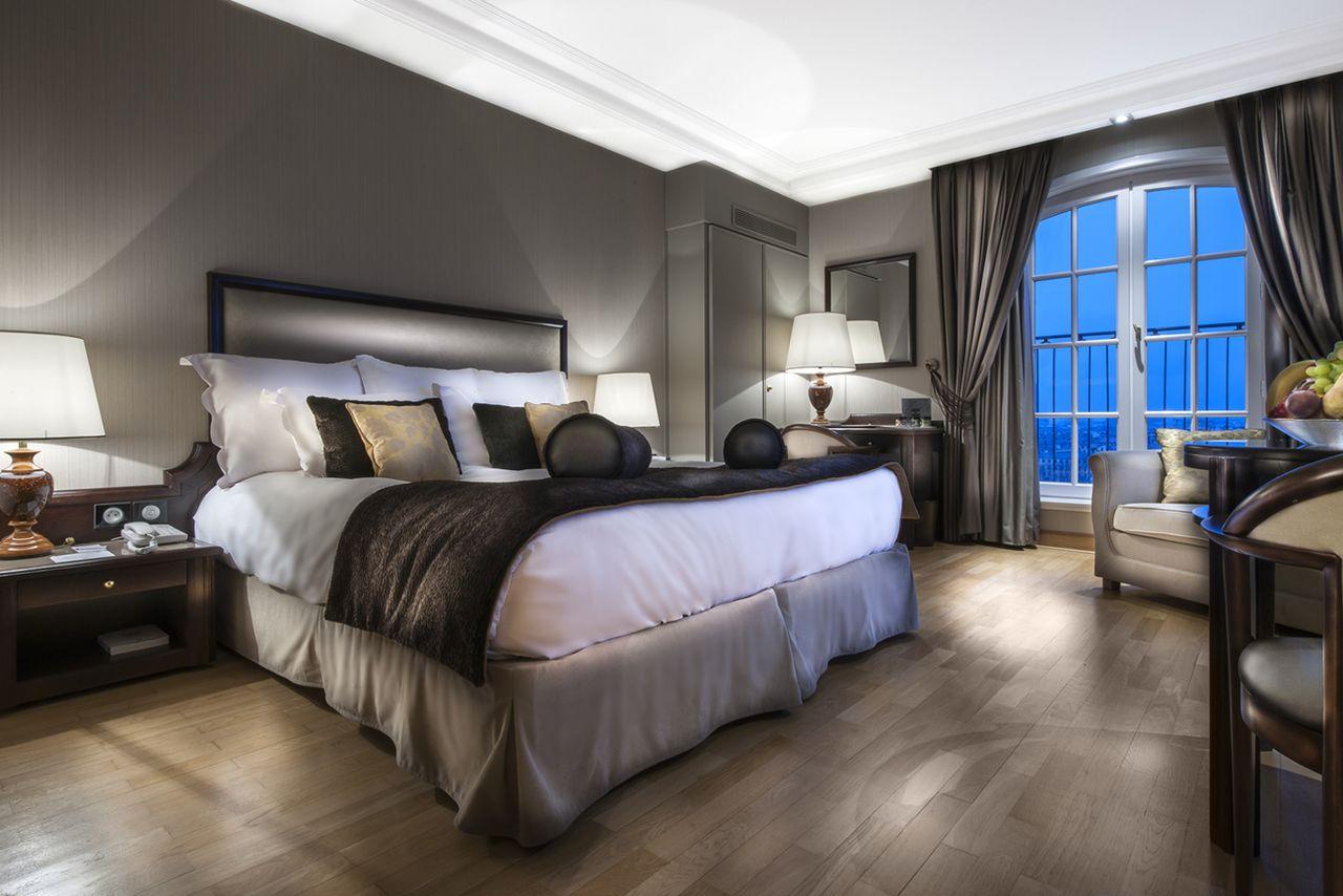Room at the 5-star Villa Florentine hotel in Lyon