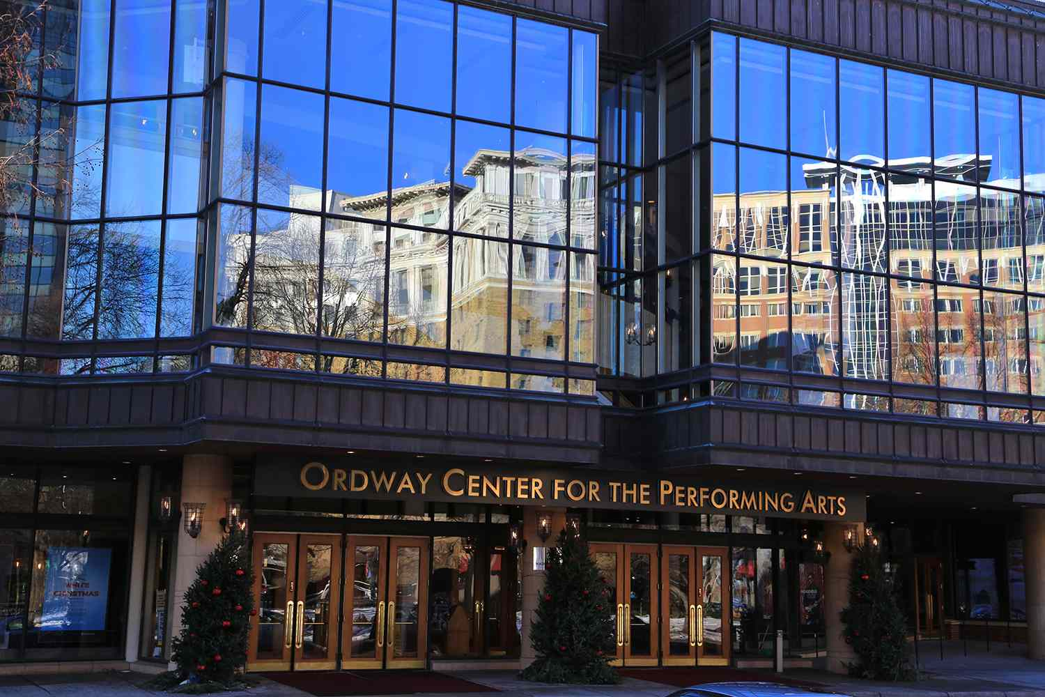 The Ordway Center for the Performing Arts, St. Paul, Minnesota, USA