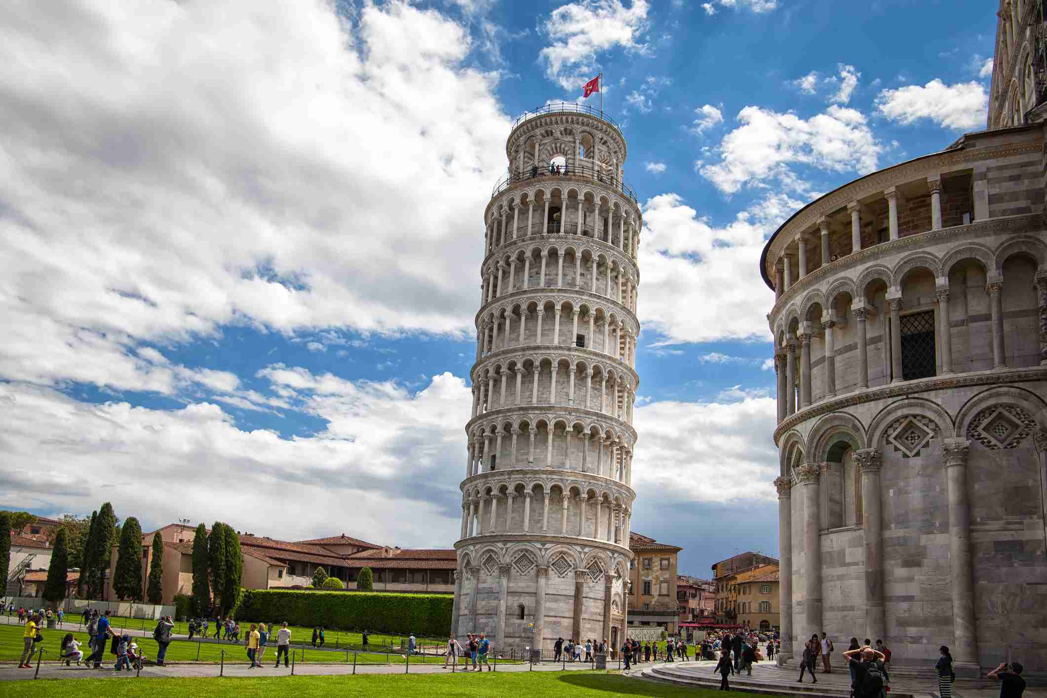 Italian Tourist: Pisa, Italy's Sights And Tourist Attractions