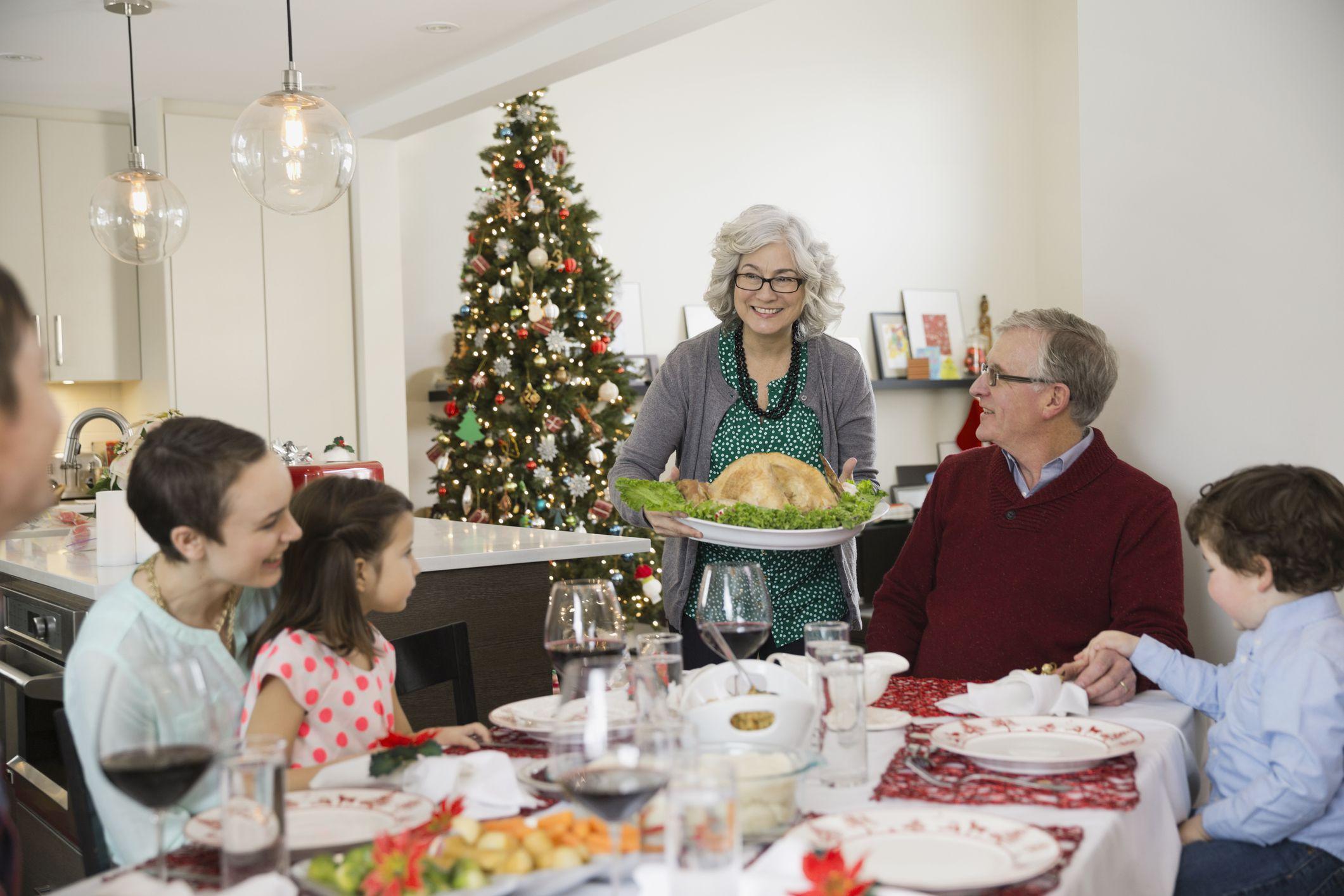 Premade Christmas Dinner.Toronto Thanksgiving And Christmas Take Out