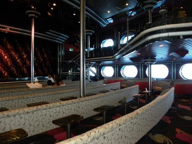 Carnival Fantasy - Universe Lounge