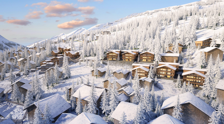 Switzerland to Debut the First Ritz-Carlton Ski Resort in Europe