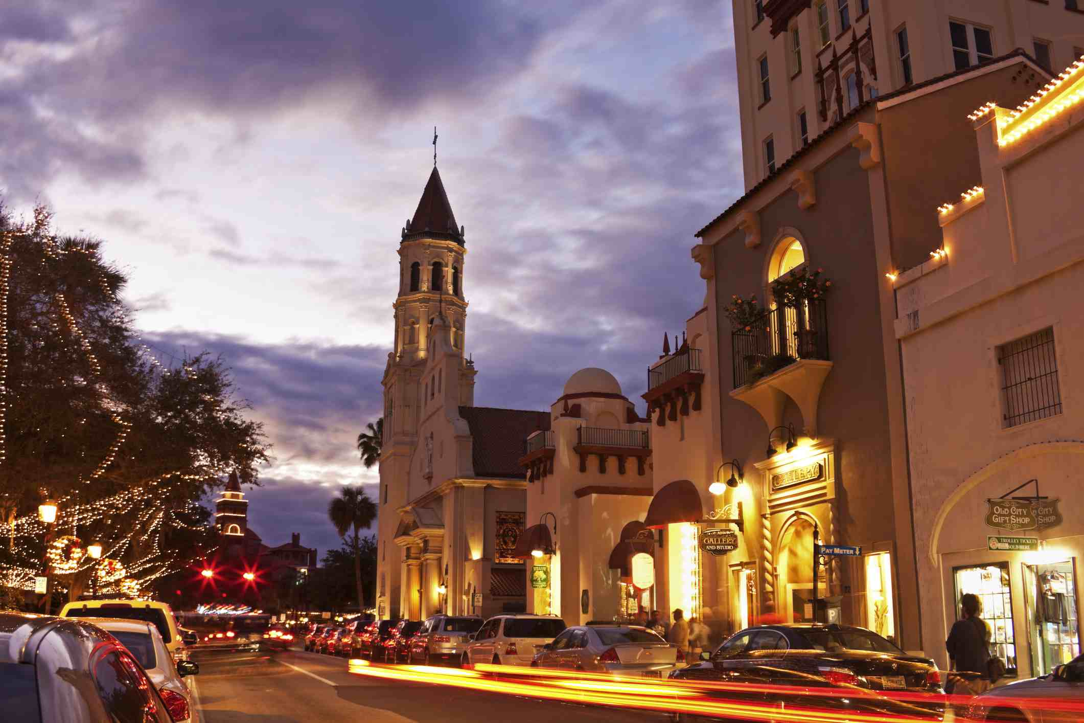 Secretos de St. Augustine Ghost Tours