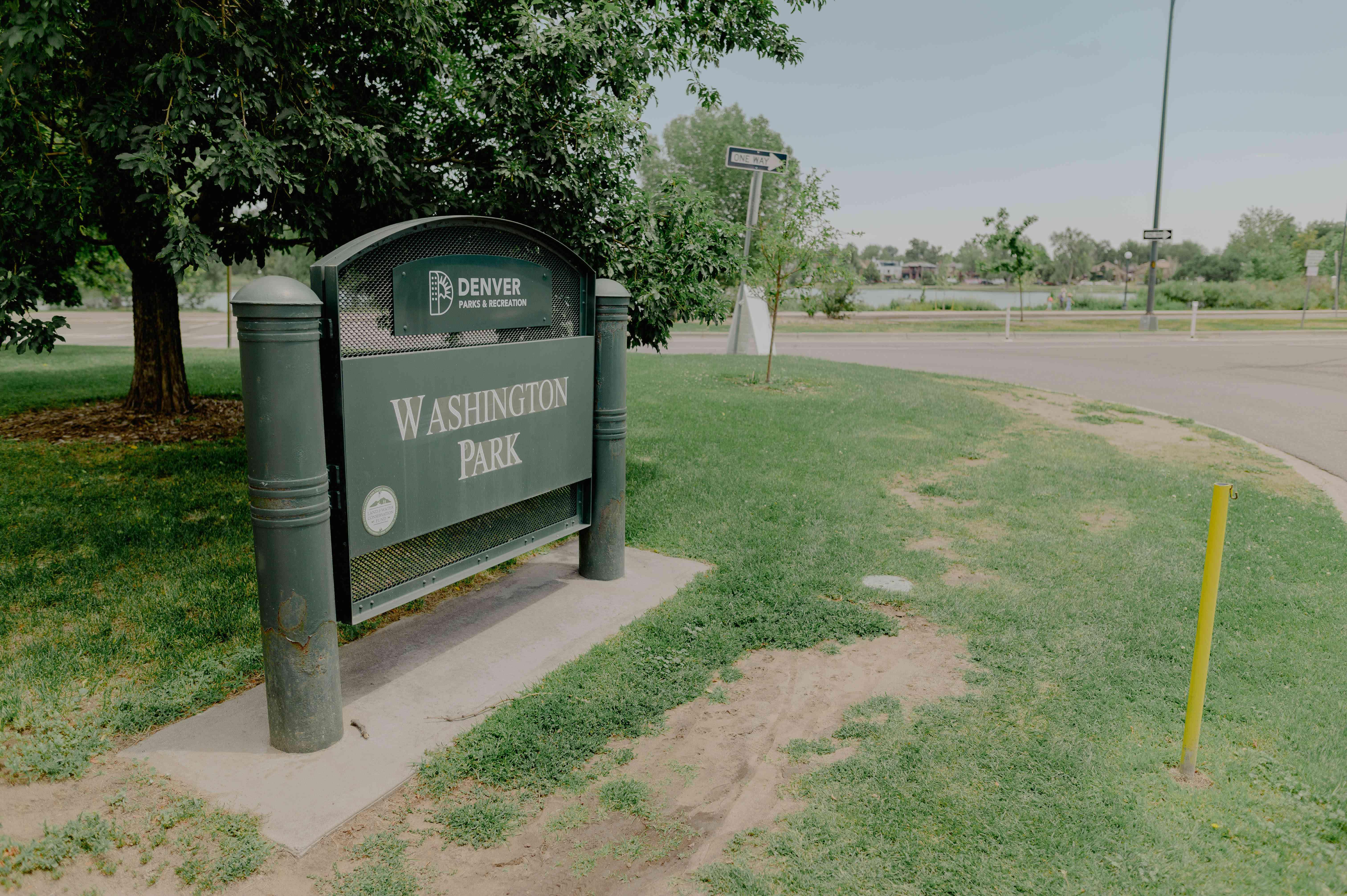 Washington Park, Denver, Colorado
