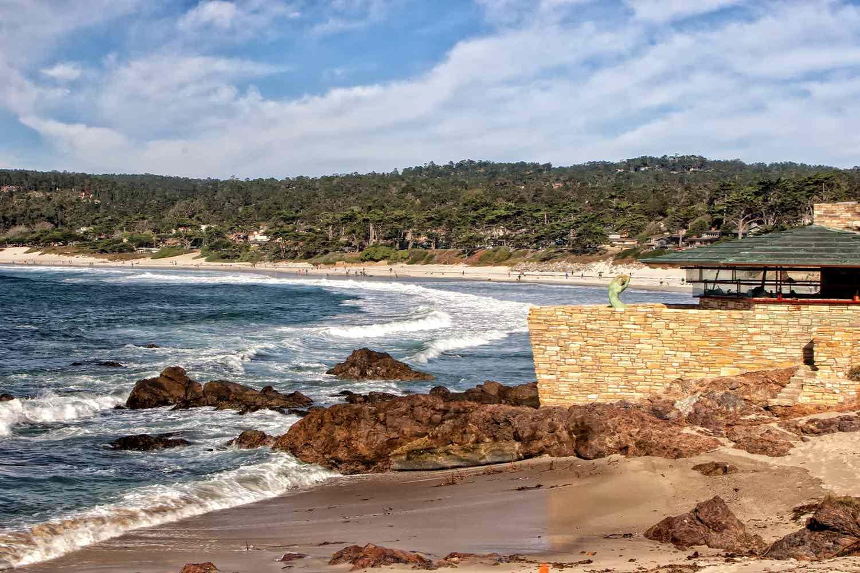 A View on the Carmel Coast