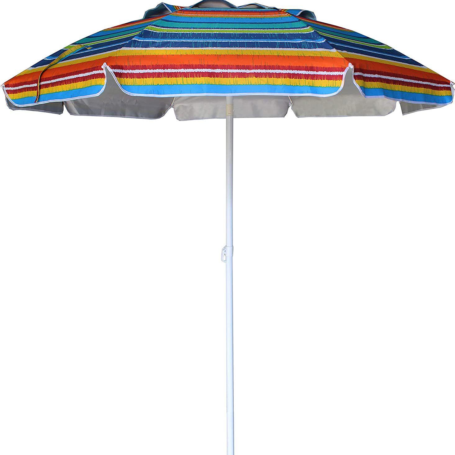 AMMSUN Outdoor Patio Beach Umbrella