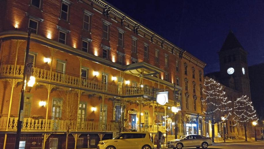Inn at Jim Thorpe