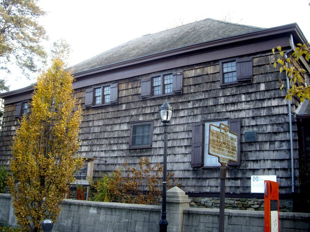 Friends Meeting House in Flushing